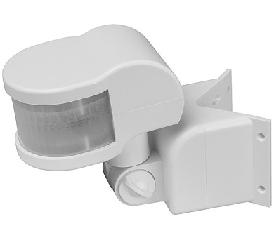 Panlux SENZOR rohový 270°/IP44 bílá