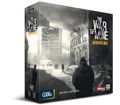 Albi This War of Mine Desková hra + DOPRAVA ZDARMA