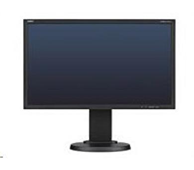 "NEC MT 21,5"" LCD MuSy E224Wi B W LED-IPS,1920x1080/60Hz,6ms ,1000:1,250cd,DVI+DP+VGA"