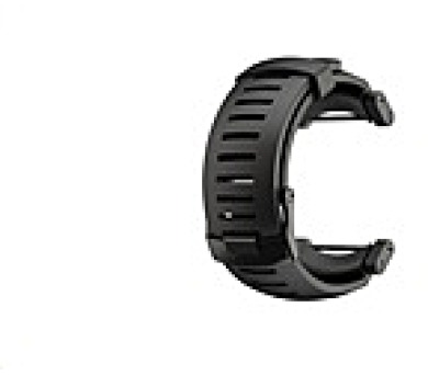 Suunto Core Alu Black rubber strap