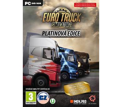 Euro Truck Simulator 2: Platinová edice (72161)