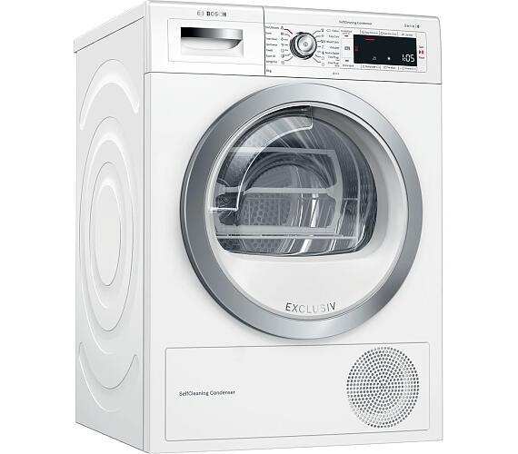 Bosch WTW85590BY + DOPRAVA ZDARMA