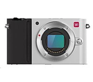 Yi M1 4K Mirrorless Camera + 12-40mm F3.5-5.6 + 42.5mm F1.8