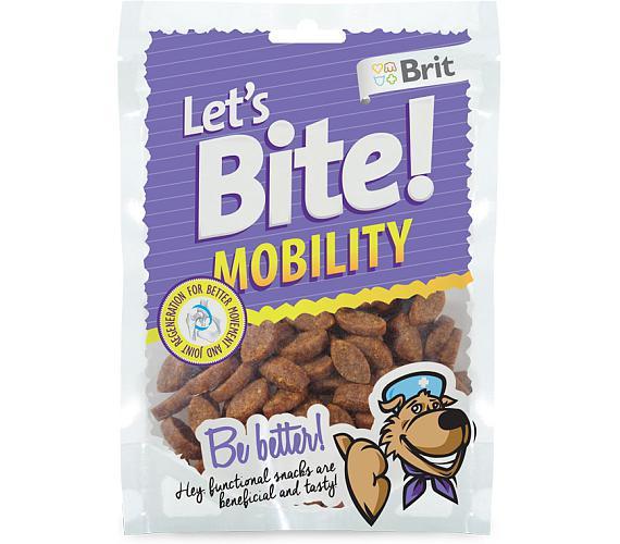 Brit DOG Let´s Bite Mobility NOVÝ 150 g