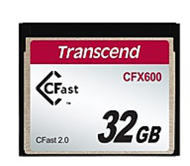 TRANSCEND Industrial Compact Flash Card CFX600 32GB