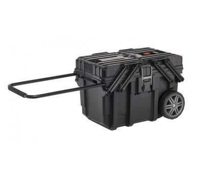 Keter Organizér na kolečkách Job Box černý 64,6x37,3x41cm + DOPRAVA ZDARMA