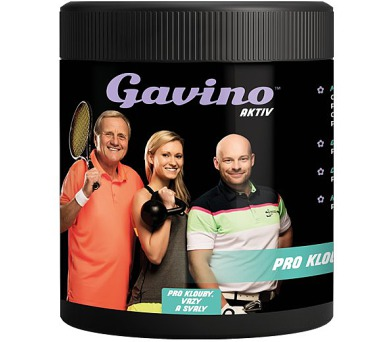 Gavino AKTIV PRO KLOUBY PLUS 700g (doplněk stravy) + DOPRAVA ZDARMA