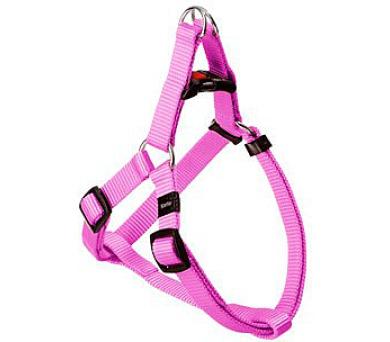 Karlie-Flamingo Postroj pro psy nylonový růžový 20-35cm10mm vel. XS