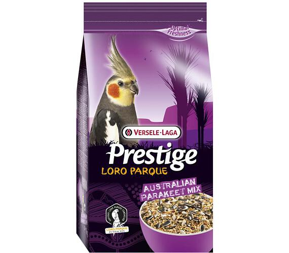 VL Prestige Loro Parque Mix Australian Parakeet - korela 1 kg