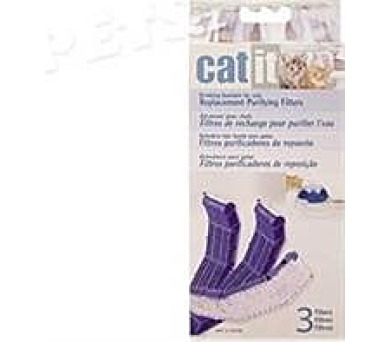Fontána Catit pro kočky náhradní filtrační molitan 3ks