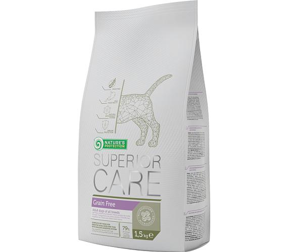 Nature's Protection Dog Dry Superior Grain Free 1,5 kg