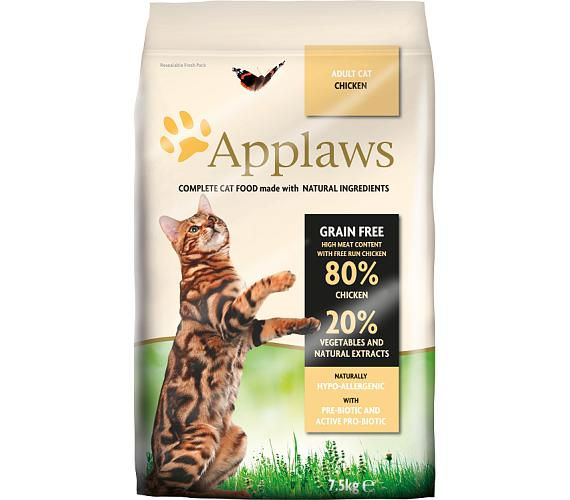 Applaws Cat Dry Adult Chicken 7,5 kg