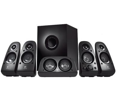 Logitech Z506 5.1 Surround Sound - černé