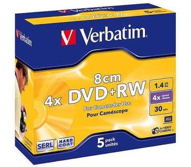 Verbatim DVD+RW 1,4 GB