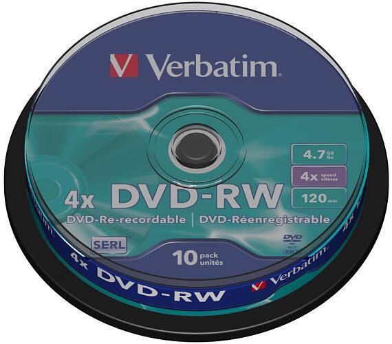 Verbatim DVD-RW 4,7GB