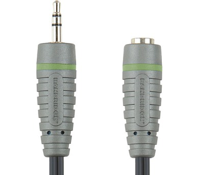 BANDRIDGE kabel JACK 3,5 konektor/JACK 3.5 zdířka