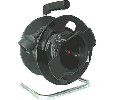 Prodlužovací přívod na bubnu - spojka