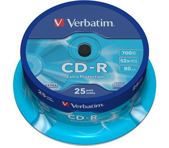 Verbatim CD-R DL 700MB/80min