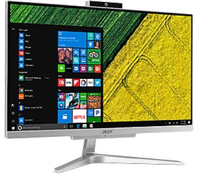 """Acer Aspire C22-860 21.5"""",1920 x 1080,i3-7130U"""