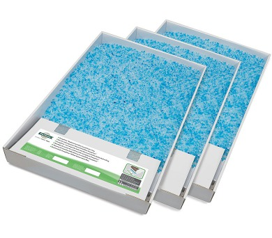 PetSafe Náhradní podestýlka Blue Crystal do toalety ScoopFree + DOPRAVA ZDARMA