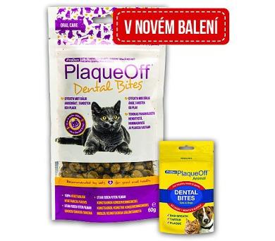 PlaqueOff Dental Bites Cat 60g SwedenCare AB