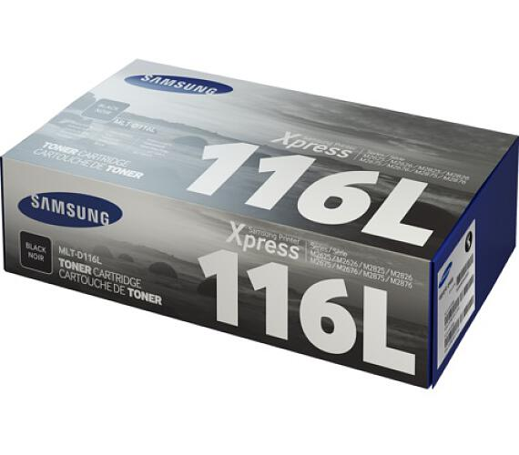 HP/Samsung MLT-D116L/ELS 3000 stran Toner Black + DOPRAVA ZDARMA