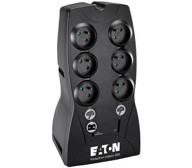 EATON UPS Protection Station 500FR + DOPRAVA ZDARMA