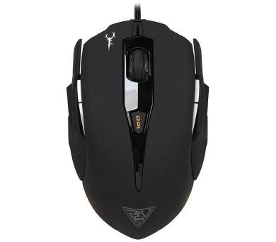 GAMDIAS herní myš HADES/ drátová/ 3.200 dpi/ USB/ 7 tlačítek