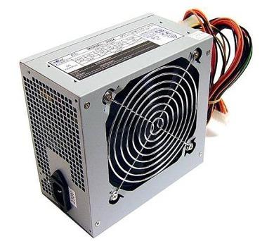 CRONO zdroj PS350Plus/ 350W/ 12cm fan/ Erp < 0.5W/ 4x SATA/ aktivní PFC/ retail balení/ 80+ Bronze/ šedý
