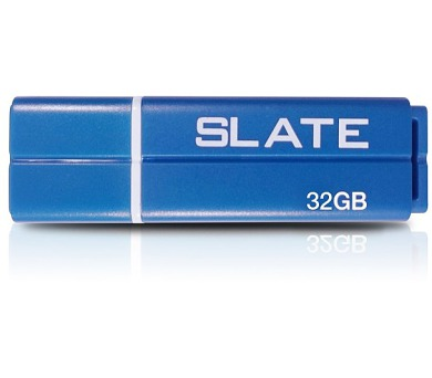 PATRIOT Slate 32GB Flash disk / USB 3.0 / Modrý (PSF32GLSS3USB)