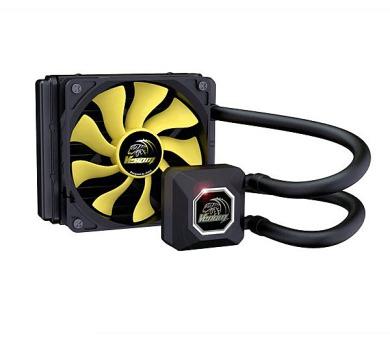 AKASA vodní chladič CPU Venom A10 / Intel LGA 775 + DOPRAVA ZDARMA