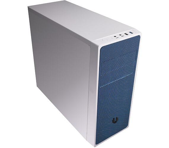 BITFENIX skříň Mid Tower NEOS/ bez zdroje/ USB 3.0/ bílá/modrá