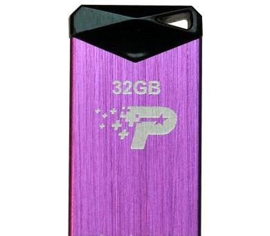 PATRIOT Vex 32GB Flash disk / USB 3.1 / Fialová