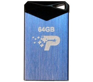PATRIOT Vex 64GB Flash disk / USB 3.1 / Modrá