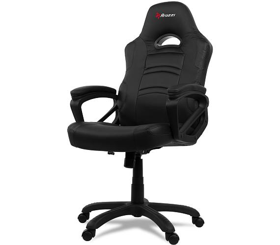 AROZZI herní židle ENZO/ černá (ENZO-BK)