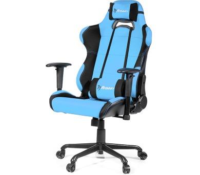 AROZZI herní židle TORRETTA XL/ černoazurová (TORRETTA-XLF-AZ)