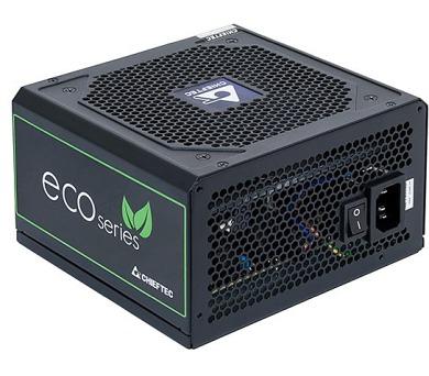 CHIEFTEC zdroj GPE-700S / 700W / 12cm fan / akt. PFC / ECO series