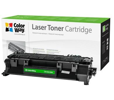 COLORWAY kompatibilní toner pro HP CE505A/ černý/ 2300 stran/ Econom