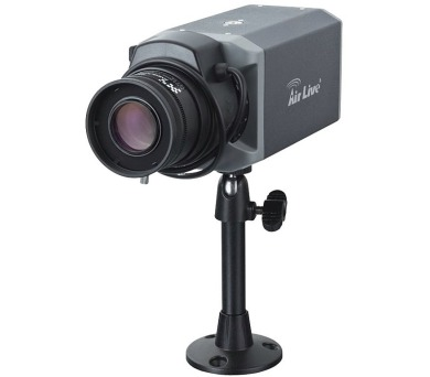 AirLive BC-5010-IVS-2812VF int. IP kam. Box,5M,ID,f2.8-12mm,PoE/DC,WDR