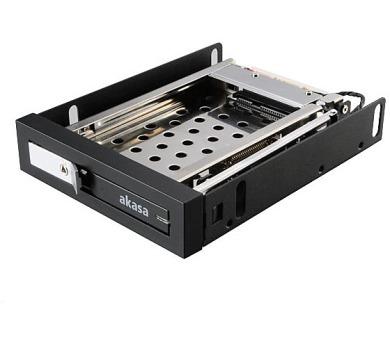 "AKASA HDD box Lokstor M25 / AK-IEN-08 / pro 2,5"" SATA + DOPRAVA ZDARMA"