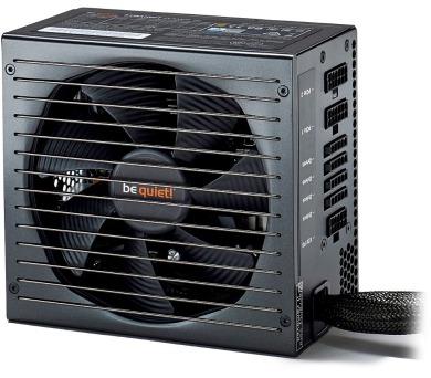 Be quiet! / zdroj STRAIGHT POWER 10 CM 600W / active PFC / 135mm fan / modulární kabeláž / 80PLUS Gold + DOPRAVA ZDARMA