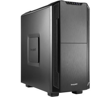 Be quiet! skříň SILENT BASE 600 / MidT / bez zdroje / 2x USB2.0 + 2x USB3.0 / černá (BG006) + DOPRAVA ZDARMA