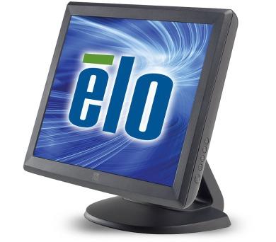"""ELO dotykové zařízení 1515L / 15"""" AccuTouch / VGA / USB / RS232 / Tmavě šedý (E344320)"""
