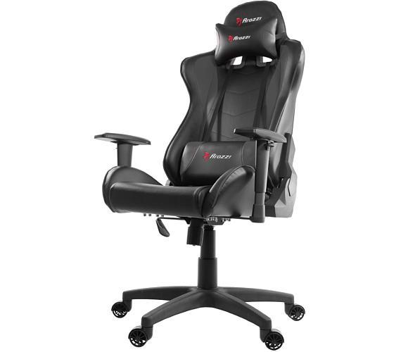 AROZZI herní židle MEZZO/ černá (MEZZO-BK)