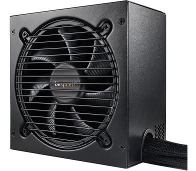 Be quiet! / zdroj PURE POWER 10 300W / active PFC / 120mm fan / 80PLUS Bronze (BN270)