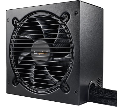 Be quiet! / zdroj PURE POWER 10 300W / active PFC / 120mm fan / 80PLUS Bronze
