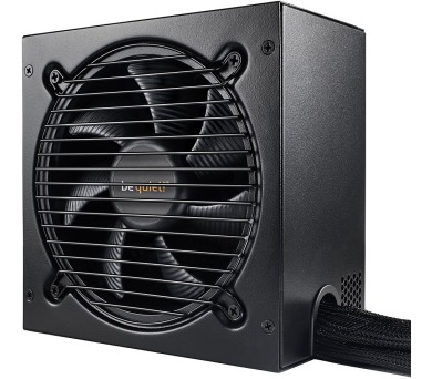 Be quiet! / zdroj PURE POWER 10 350W / active PFC / 120mm fan / 80PLUS Bronze (BN271)