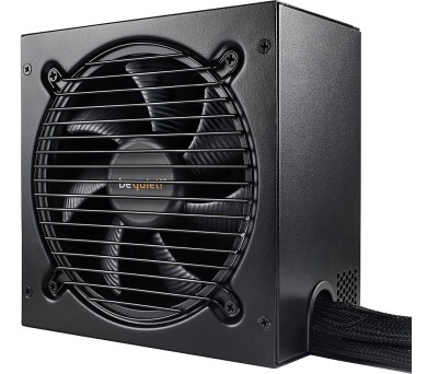 Be quiet! / zdroj PURE POWER 10 500W / active PFC / 120mm fan / 80PLUS Silver + DOPRAVA ZDARMA