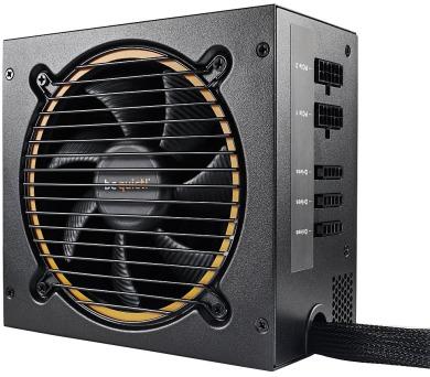 Be quiet! / zdroj PURE POWER 10 - CM 500W / active PFC / 120mm fan / 80PLUS Silver / modulární kabeláž + DOPRAVA ZDARMA