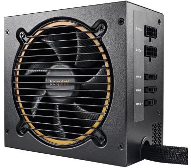 Be quiet! / zdroj PURE POWER 10 - CM 700W / active PFC / 120mm fan / 80PLUS Silver / modulární kabeláž + DOPRAVA ZDARMA